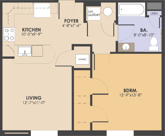 Select Your Floor Plan
